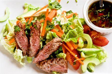 Рыбный салат хе корейский