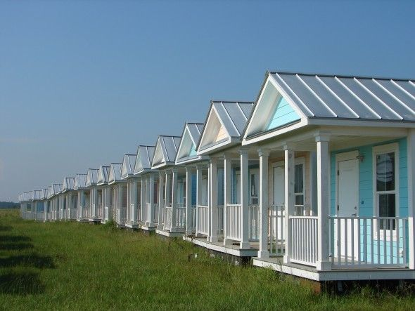 Katrina cottages in mississippi better cities towns for Katrina cottages