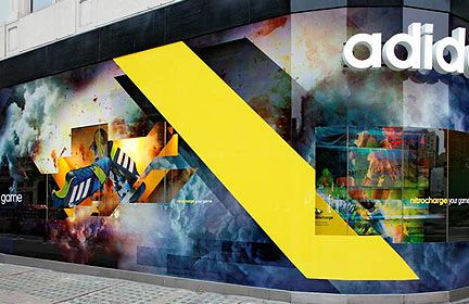 Intermarketing Agency: adidas Nitrocharge boot launch (adidas)