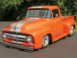 camioneta de los años1965