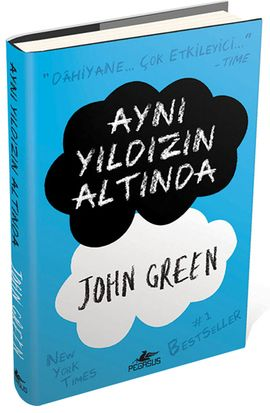 ayni yildizin altinda - john green - pegasus yayinlari http://www.idefix.com/kitap/ayni-yildizin-altinda-john-green/tanim.asp