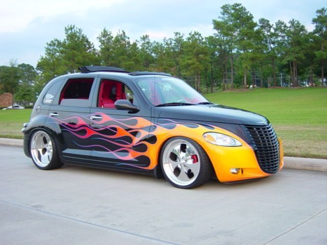 405 best pt cruiser my ride images on pinterest chrysler. Black Bedroom Furniture Sets. Home Design Ideas