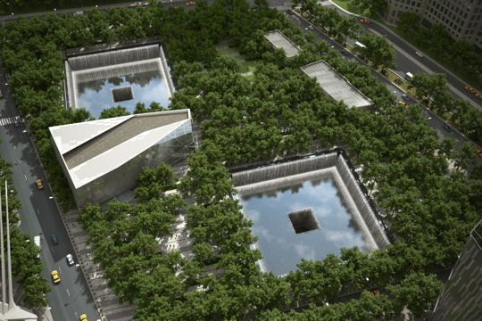 Mémorial du 11 septembre WTC New York