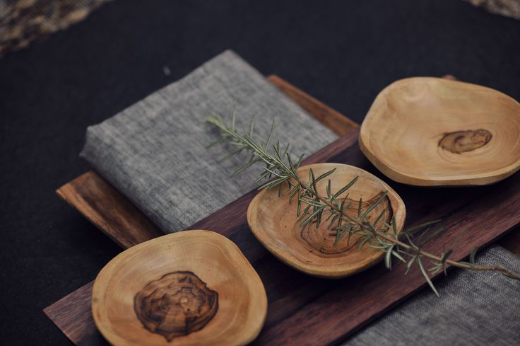 Hand crafted, authentic wooden platters, plates and bowls by Life: From the Roots