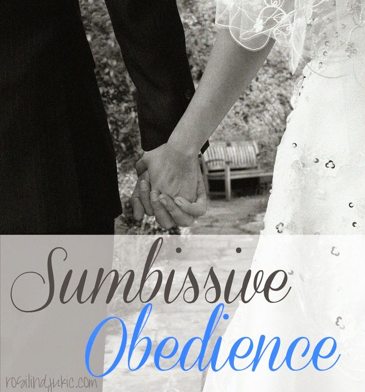 Submissive Obedience - Keepers At Home {a Titus 2 series}