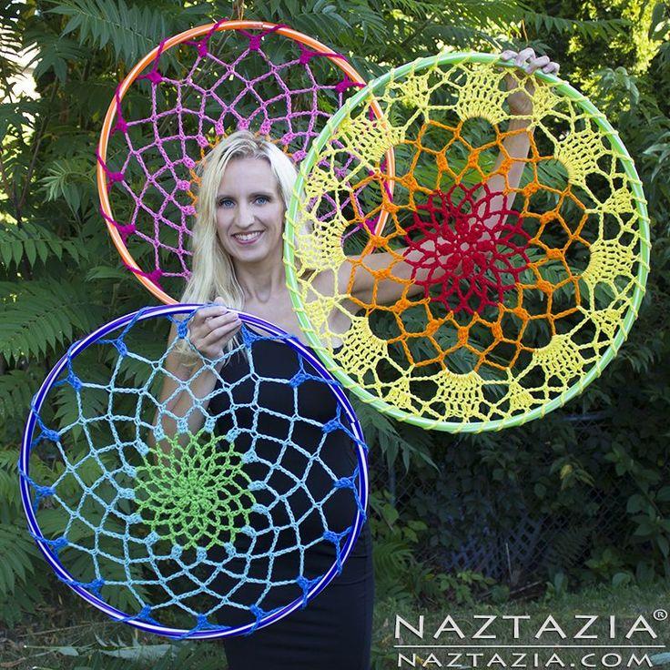 Mandala Dream Catcher -free crochet pattern-