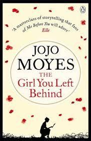 The girl if left behind Jo jo Moyer!
