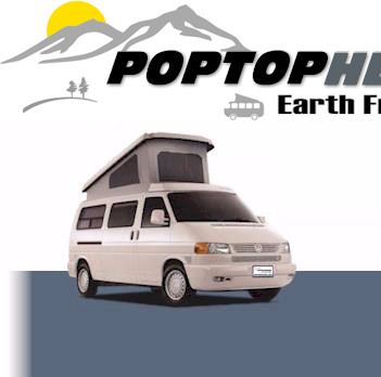 Pop Top Heaven - VW Eurovan Campers and Other Earth Friendly RVs