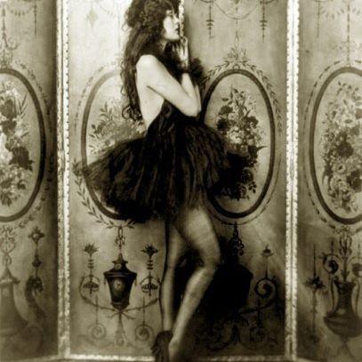 1910s: Silent Screen Star, Dolores Costello