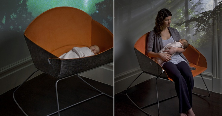 Wonderful Idea! Bassinet/Rocker