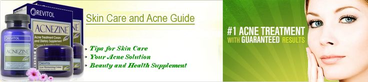 "Click Here: http://acneandpimple.com/Acnezine.php  |   Acne is an inflammatory disease of the skin, caused by changes in the pilosebaseous units (skin structures consisting of a hair follicle and its associated sebaceous gland). Acne usually appears during adolescence in its most common form known as ""acne vulgaris"", which means common acne. The revolutionary Acnezine, the natural acne treatment product is out in the market to help you solve the never-ending problem of acne."