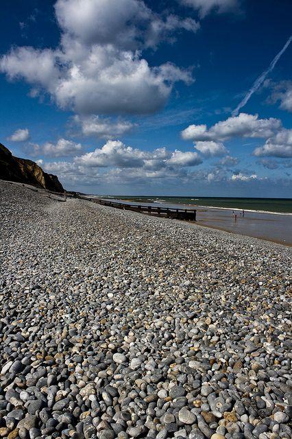 Sheringham Beach, Norfolk, UK