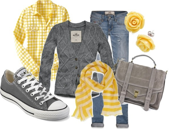 """Sunshine on a Grey Day"" by joyofstampn on Polyvore"
