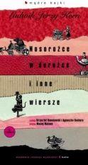"""Audiobook """"Nosorożce w dorożce"""" i inne wiersze (CD oraz książeczka)"""