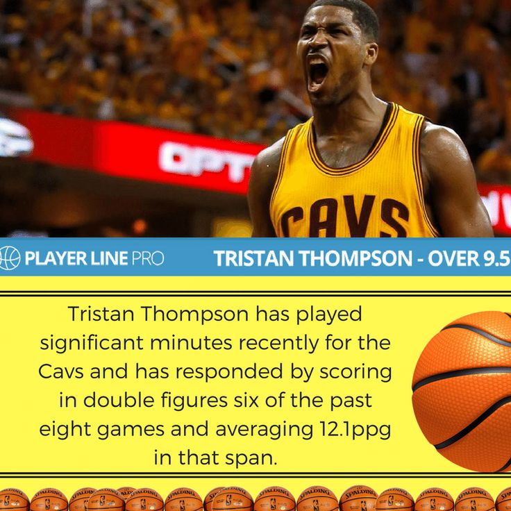 Get the latest news, stats, highlights and more about Cleveland Cavaliers center Tristan Thompson at playerlinePro. If you want to know more information about him visit: https://playerlinepro.com/ #NBAdailypicks #NBAdailytips #JabariParer #PlayerLinePro #playerline