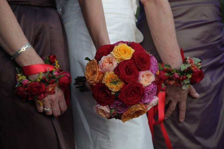 Bouquet and corsage