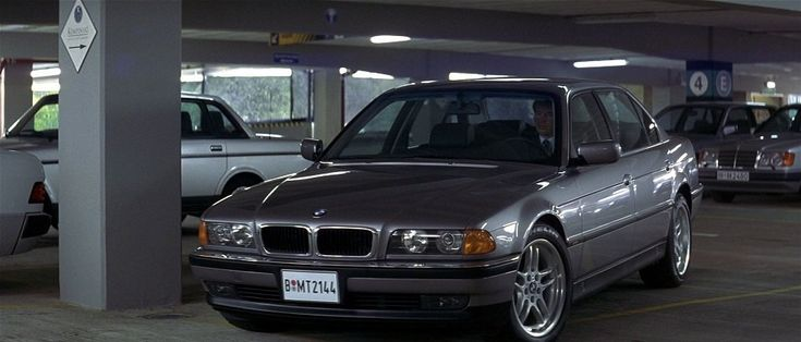 """bond cars and vehicles   IMCDb.org: 1997 BMW 750iL [E38] in """"Tomorrow Never Dies, 1997"""""""