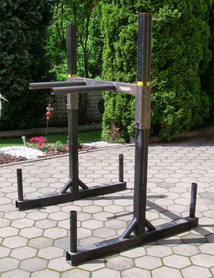 Best garage gym equipment images on pinterest