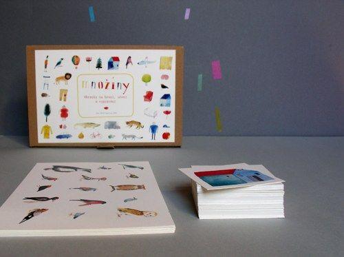 Množiny   obrázky na hraní učení a vyprávění