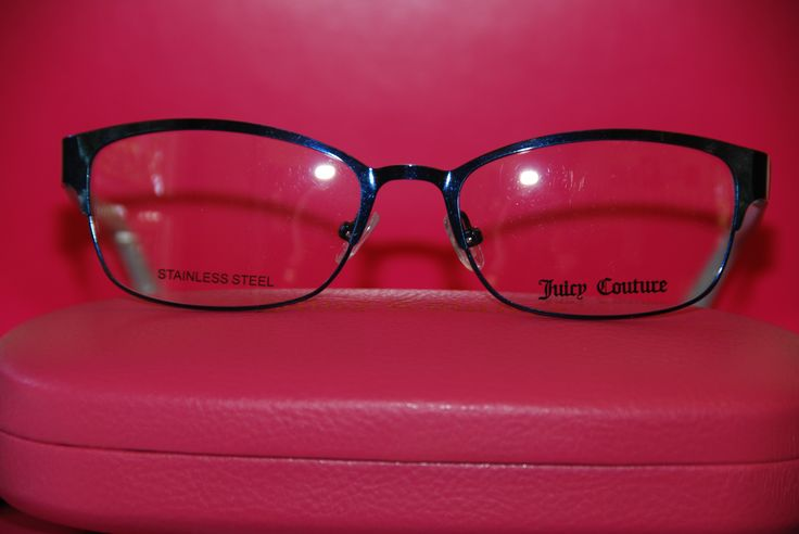 Juicy Couture Eyeglass Frames 2015 : Choose Juicy for 2015! Juicy Couture Glasses 2015 ...