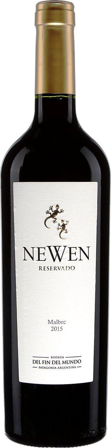 Newen Malbec Reservado 2015 - commentés et évalués par les experts de Chacun Son Vin