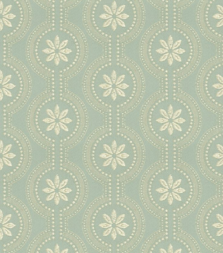 Waverly Upholstery Fabric-Chantal Vapeur