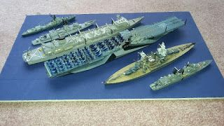 February 2017 Meeting Show and Tell Models