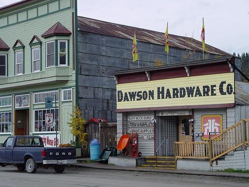 Dawson City,