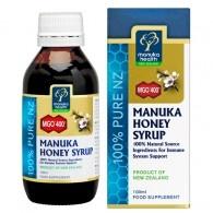 MGO™ 400+ Manuka Honey Syrup - Adult Formula