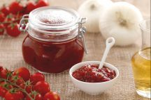Chutney di pomodorini