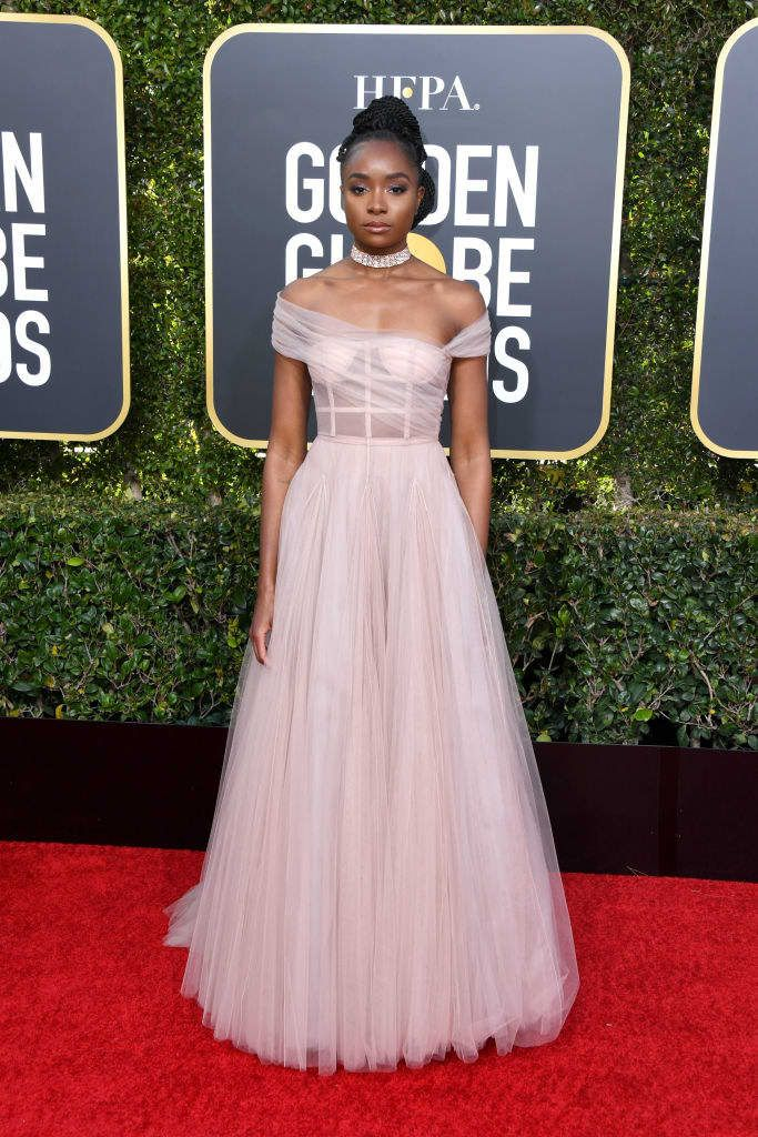 Here Are The Best Celebrity Outfits From This Year S Golden Globes And Don T Debate Me Nice Dresses Celebrity Dresses Red Carpet Celebrity Dresses