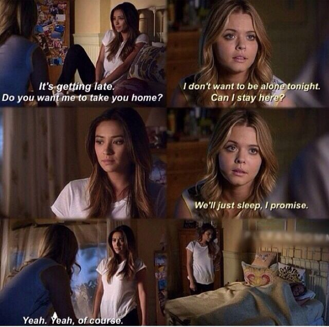 who was allison dating in pretty little liars Spencer's starting to catch on to ezra's shenanigans -- but will anyone believe the insane accusations of a newly minted pill popper.