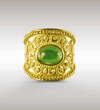 Ilias Lalaounis ring from the Classical and Hellenistic collection