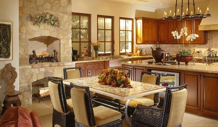 29 best living in the kitchen images on pinterest for Eldorado stone kitchen