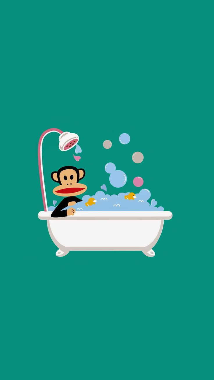 ポール・フランクiPhone壁紙 Paul Frank Wallpaper