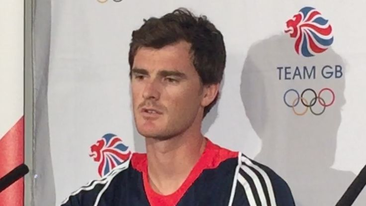 Jamie Murray OBE he got an honour from the Queen's birthday list of awards
