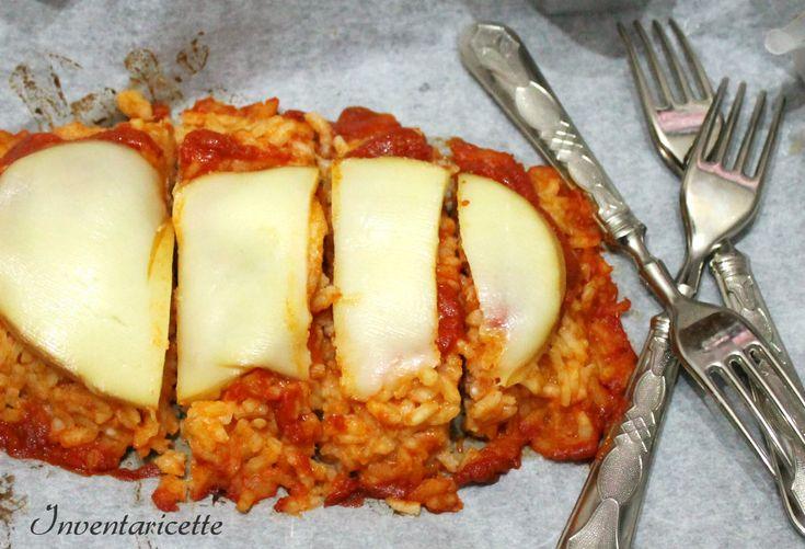 Il Riso al forno con Provola e Pancetta è un primo piatto semplice e veloce ma dalla presentazione particolare che rende un normale riso al forno, un riso