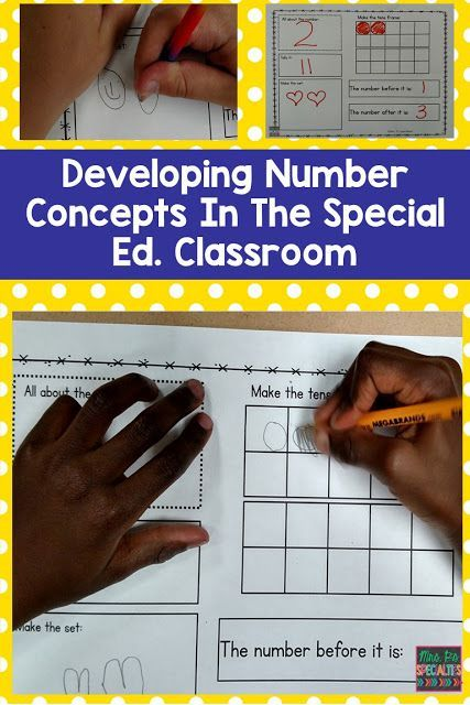 Help students become more consistent in their ability to show and think about numbers in a variety of ways with number mats
