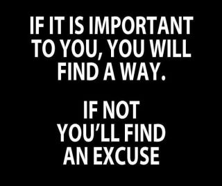 excuses.:  Dust Jackets, Quote, So True, Truths, No Excuses,  Dust Covers, Living, Book Jackets,  Dust Wrappers