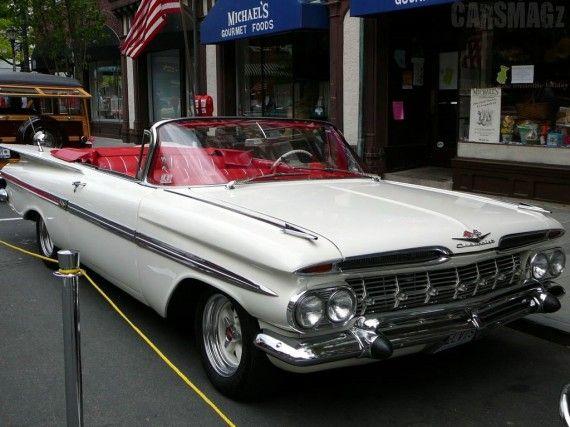 '59 Chevy Impala convertible