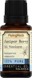 100% Pure Juniper Berry Himalayan Essential Oil 1/2 oz (15 ml) Bottle
