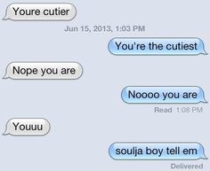 Best Things To Say To A Girl Over Text