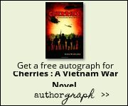 VVA Veteran Magazine publishes great review for Cherries | Cherries - A Vietnam War Novel