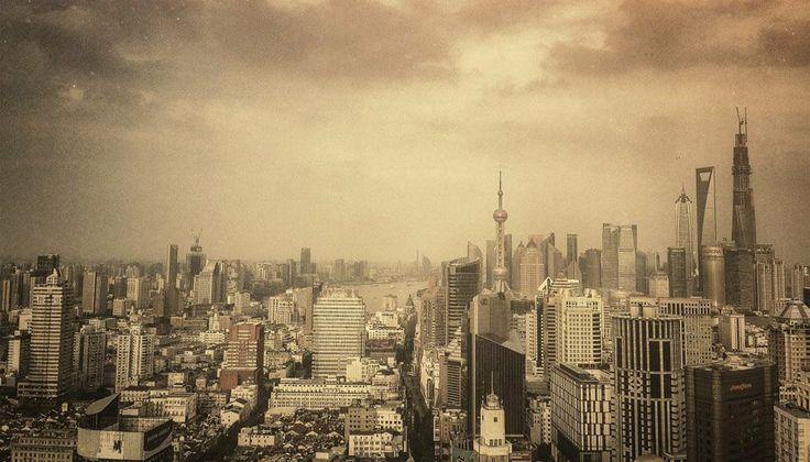 Shanghai by @Mike Hollman