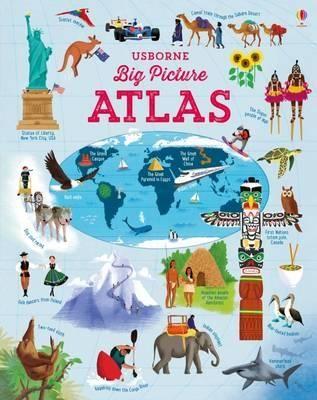 Un atlas muy especial cuyas páginas contienen, además de mapas con los nombres de los países y las ciudades del mundo entero, ilustraciones magníficas y datos fascinantes que despertarán el interés de los niños por la geografía, la historia y los lugares más emblemáticos del planeta.