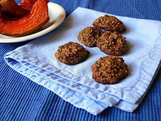 Vöröskaktusz diétázik: Tökös mákos puszedli (paleo)