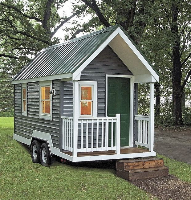 106 best Tiny Homes images on Pinterest Tiny house living