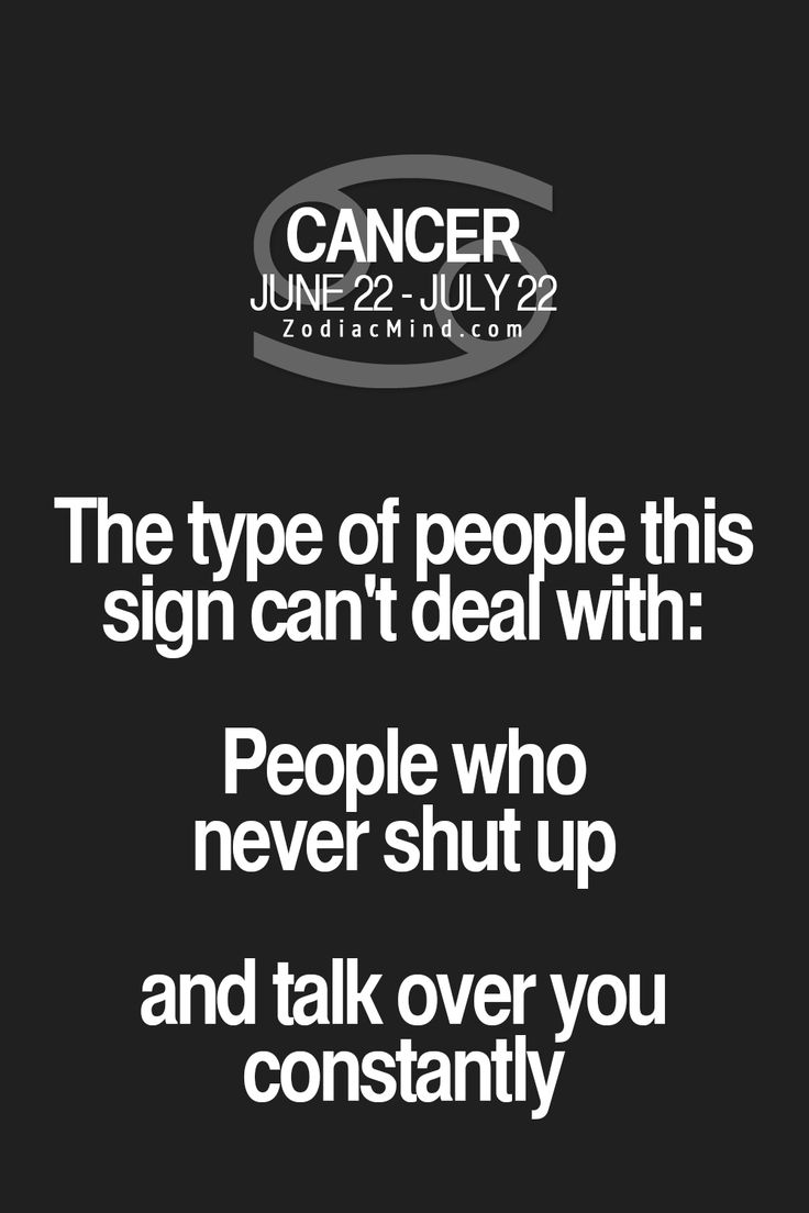 Find out what type of person your sign can't deal with ...