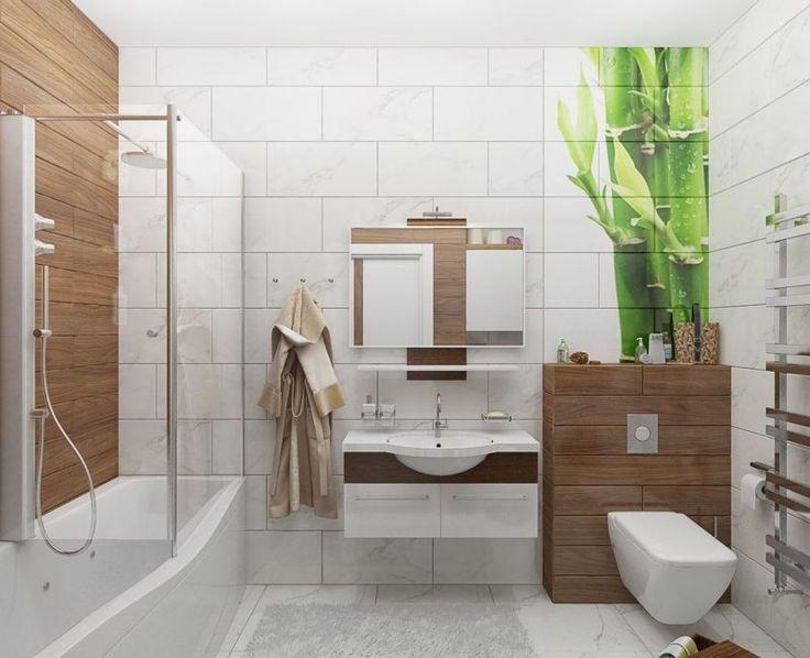 Современная ванная. Фото   Vannaya.top