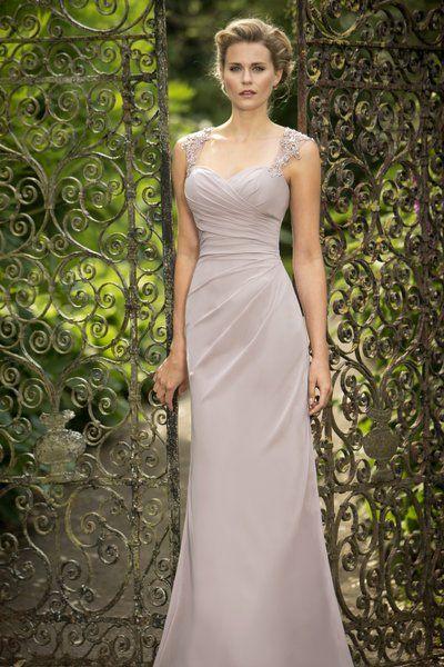 Luna Bridesmaids Dresses by Nicki Flynn | Josephine | True Bride